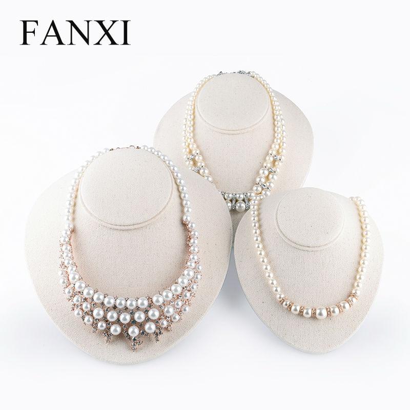 Aliexpress Com Buy Fanxi Custom White Linen Egg Shape
