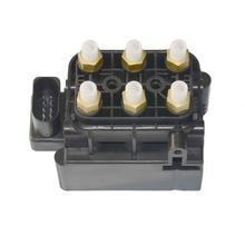 AP01 Luftfederung Kompressor Magnetventil Block Für Audi Q7 Porsche Cayenne Für VW Touareg 7L 0 698 014 7L0698014 7P0698014