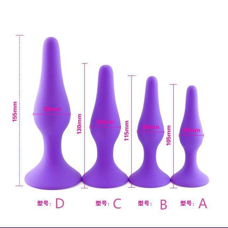 مجموعة مصاصة الدعائم مصغرة سيليكون 4PC - ازياء كرنفال
