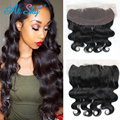 Malibu Dollface Recommend  Lace Frontal Brazilian Virgin Hair Body Wave 13x4 Ear to Ear Lace Frontal Body Wave Hair