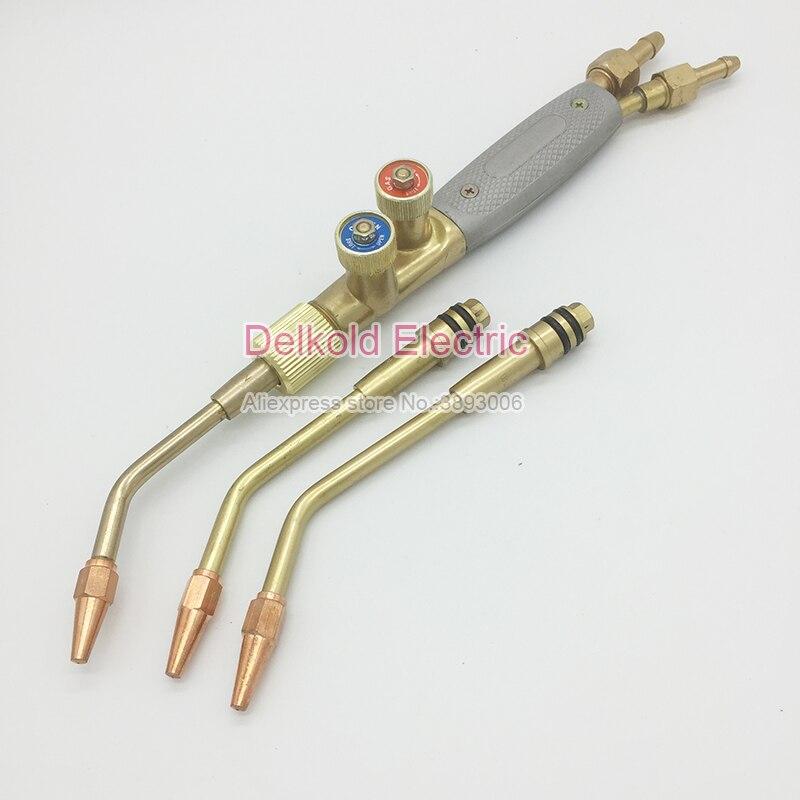 torches Japanese propane acetylene welding welding Oxygen Jet Gas type torch tools
