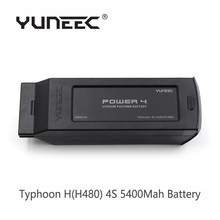 Yuneec Typhoon H H480 Intelligent Flight Battery 4S 5400Mah RTF RC Drone with Camera Battery for Typhoon H