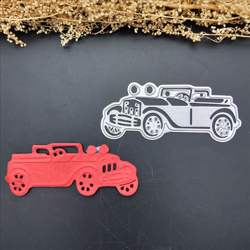 car cutting dies mold clip art embossed stationery suite DIY arts and crafts stencils/Greeting card decorations