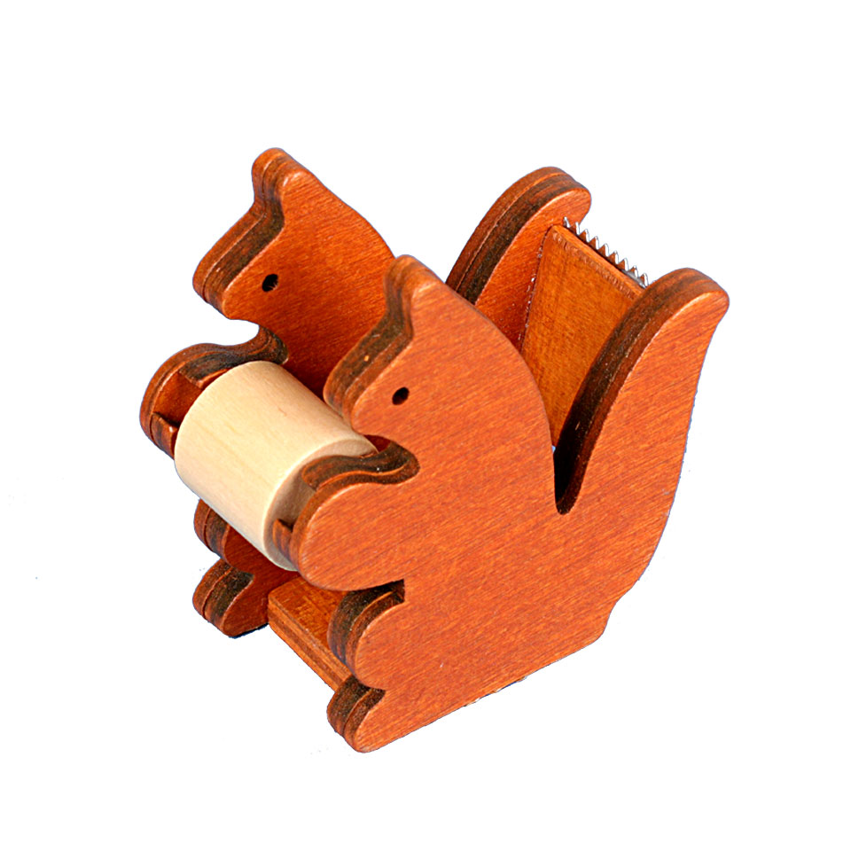 Squirrel Type Adhesive Tape Holder Easy to Tear the tape Professional Eyelash Extension Tool