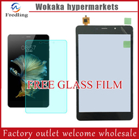 Free Glass Flm New 8 Inch For CUBE Free Young X5 4G Touch Screen Handwriting Screen