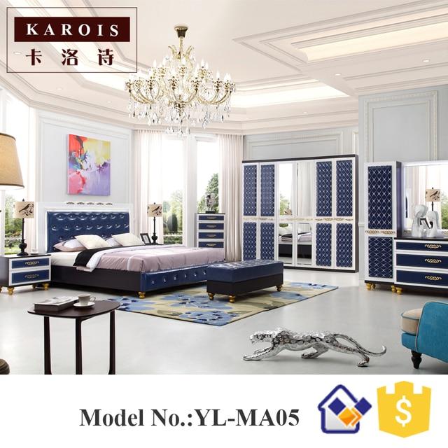 Moderne möbel schlafzimmer  Aliexpress.com : Hotel bett zimmer set moderne doppel farbe ...