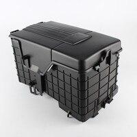 HONGGE 3 PCS Car Battery Tray Trim Cover For VW Jetta Golf MK5 MK6 Passat B6 Tiguan Sharan 1KD 915 335 1KD 9153 36 1KD 915 433