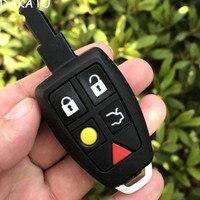 DAKATU 5 Button smatt remote key shell for Volvo S40 C30 C70 Keyless Entry Fob Key Case Cover|key shell|remote key shell|fob key -