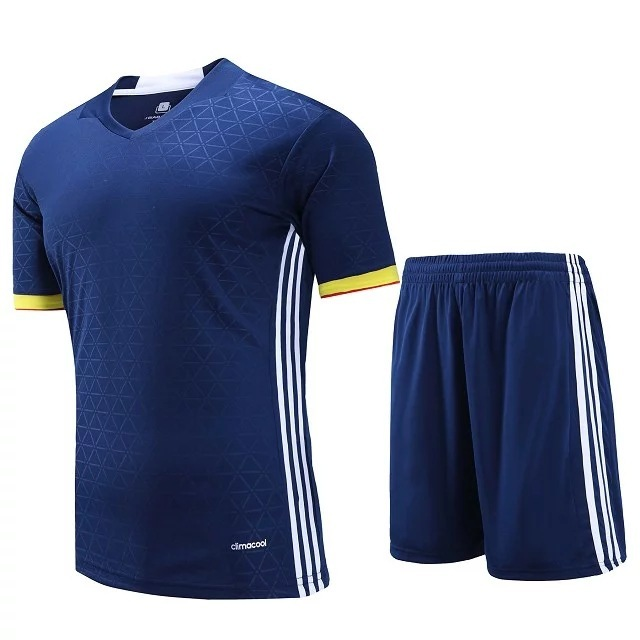 Colorful Soccer Jersey with Shorts