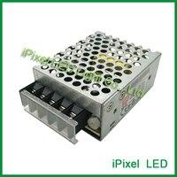 Fuente de alimentación de baja potencia 15W meanwell 5 led con buenos efectos de refrigeración