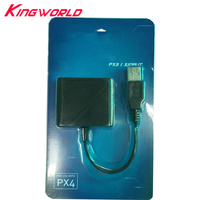 High Quality Controller Converter Adapter USB Cable For PS3 PC To For PS4 For PlayStation 3