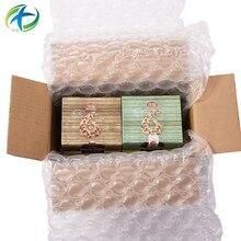 2 рулона 40 см ширина PE воздушная упаковка воздушная подушка пленка машинная подушка для курьера