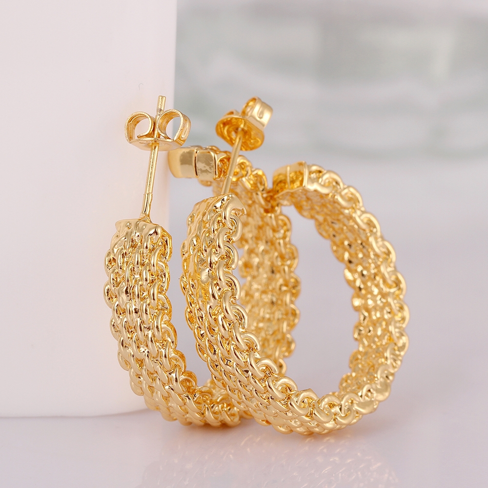 gold earrings seraa lace ted hurleys womens baker rose accessories crystal daisy stud