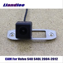 Liandlee CAM Car Reverse Reversing Parking Camera For Volvo S40 S40L 2004-2012 / Rearview Backup HD CCD Night Vision