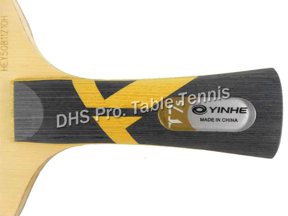 Galaxy YINHE YINHE T7s CARBOKVE T-7 Upgrade Table Tennis Blade for PingPong Racket