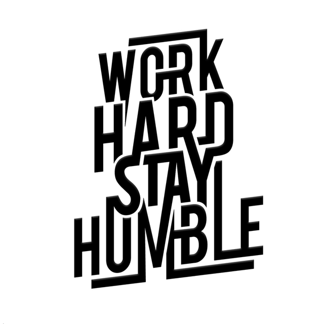 69bef93e308 Stay Humble Decal Funny Car Truck vinyl Sticker JDM racing window illest  stance