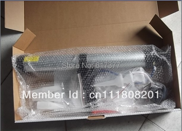 Livraison gratuite 600 ml pistolet à calfeutrer à l'air 20.3 oz - Outils de construction - Photo 4