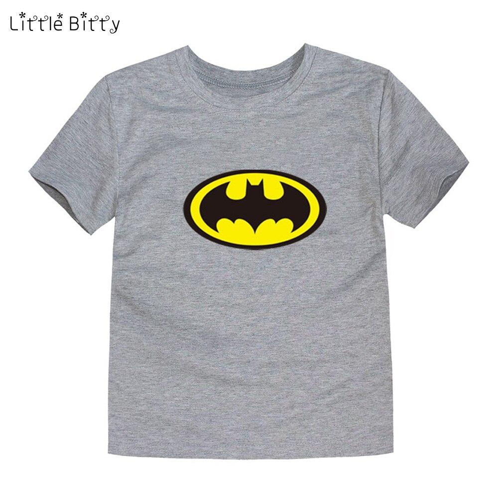 Design t shirt baby - Little Bitty Design Boys Minion T Shirt Kids Batman T Shirt Baby Girls Children T