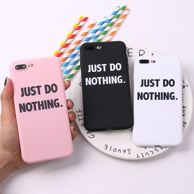 coque iphone xr just do it