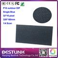 P10 dip-346 одного синего 320 * 160 мм из светодиодов дисплей 32 * 16 пикселей из светодиодов панели для наружной из светодиодов перемещение войти электронные из светодиодов экран
