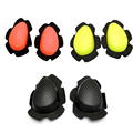 knee sliders motorcycle protective kneepad Universal  Kneepad Sliders three color Same as photo shown