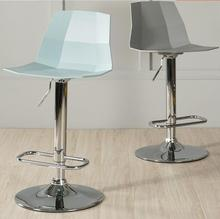 лучшая цена Nordic bar stool back home modern minimalist bar stool rotating high stool creative cashier lift bar chair