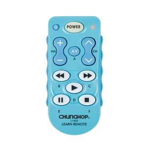 Image 4 - Chunghop L102 Leren Afstandsbediening Voor Tv/Sat/Dvd/Cbl/Cd/Dvb t Voor Samsung lg Sony Philips Kopie