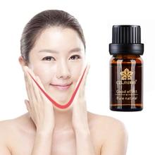 Women Skin Massager Oil V Shape Face Essential Oil Primer