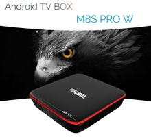 MECOOL M8S Smart TV Box PRO W Android 7 1 2 0GHz Amlogic S905W Quad Core