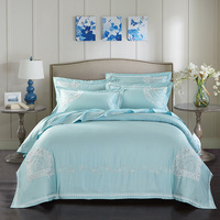 French style 4pcs lace Bedding Sets ladys Beddingset Bed Linen Duvet Cover Bed Sheet Pillowcase/bed Set