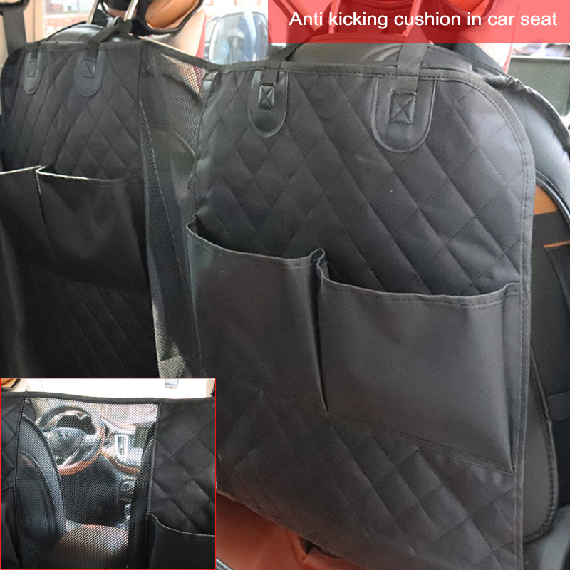 CNparts универсальный автомобильный коврик для хранения спинки сиденья для hyundai i30 ix35 ix25 peugeot 307 206 Mitsubishi ASX аксессуары