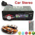 Car Stereo Headunit Radio FM SD USB MP3 Reproductor de Audio AUX De Entrada Sin Lector de CD 12 V