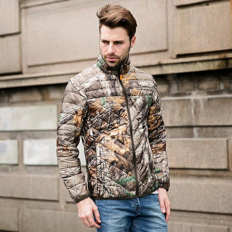 Popular Camouflage Down Jacket-Buy Cheap Camouflage Down Jacket ...