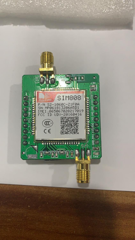 SIMCOM SIM808 EVB Board Testing Board Instead Of SIM908 Integrated GPS Bluetooth Development Board  For Raspberry Pi