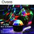 Overe Автомобильный светодиодный светильник RGB DJ для Ford Focus 2 3 Fiesta Mondeo MK4 Ranger Toyota Corolla chr RAV4 yaris