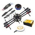 Tarot 680 Pro ARF Hexacopter TL68P00 con Naza V2 y GPS controlador + 4006 Tarot 620KV Motor + ESC + Propeller FPV Combo