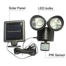 22 LED Solar