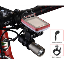 IGPSPORT S81 Conversion Base Bike Computer Support Holder Light Frame Bracket Can Hang Sports Camera Cycling