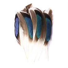 30 Pieces Of Duck Feather Natural Feather 10-14CM Wedding Dress DIY Jewelry Fluffy Decoration Valentine's Day Supplies 30 pieces of duck feather natural feather 10 14cm wedding dress diy jewelry fluffy decoration valentine s day supplies