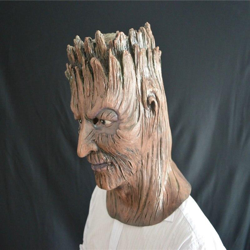 Halloween horror árbol monstruo máscara accesorios de fiesta - Para fiestas y celebraciones - foto 4