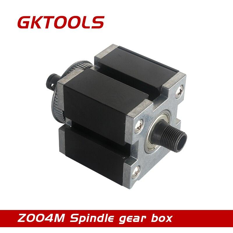 ΞGktools pala, cabezal caja para mini torno, Z004M - a650