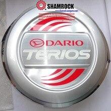 Daihatsu Terios запасная шина крышка/Avanza запасная шина крышка абсолютно новая Подлинная только запчасти Daihatsu Terios