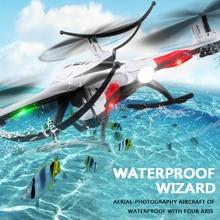 Drone Quadcopter JJRC H31 Impermeable 2.4G 6 ejes Quadrocopter helicóptero Con Giroscopio Helicóptero RC Helicoptero Dron