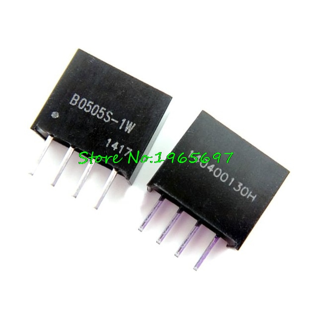 1pcs/lot B0505S-1W 5V To 5V Converter DC DC Power Module Converter In Stock