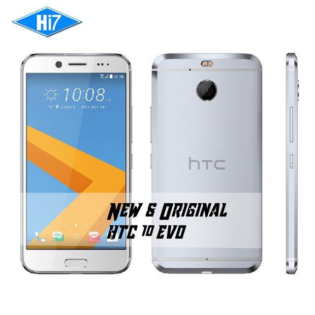 """Новый htc 10 EVO 5,5 """"4 ядра 3 ГБ Оперативная память 32 ГБ Встроенная память сзади 16.0MP + спереди 8.0MP LTE отпечатков пальцев NFC 3200 мАч Andriod 7,0 мобильный телефон"""