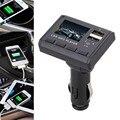 Levert DropshipBinmer Música Reproductor MP3 FM Modulador Del Transmisor Del USB de Carga Dual SD MMC Remoto szFeb07