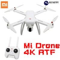 Оригинальный Xiaomi Mi Drone WI FI FPV с 4 К 30FPS Камера 3 оси Квадрокоптер Gimbal с дистанционным управлением RTF
