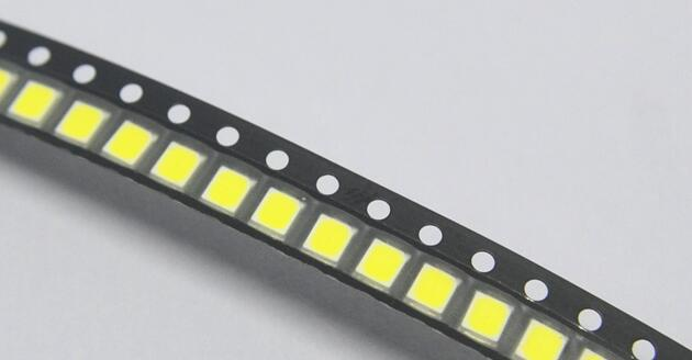 2835 1W 3V 110-120LM Cool White Warm White 350MA Ultra Bright SMD LED Indication for LCD TV x 4000PCS