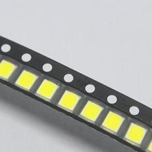 2835 1W 3V 110-120LM Cool White Warm White 350MA Ultra Bright SMD LED Indication