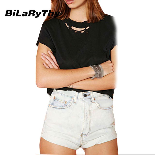 BiLaRyThy Casual Women Summer Shorts Retro Skinny Denim Short Feminino Fashion Short Jeans